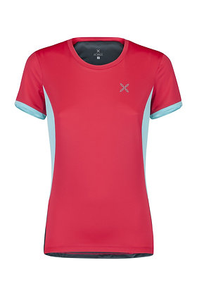 MONTURA WORLD MIX T-SHIRT WOMAN