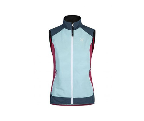MONTURA WIND REVOLUTION VEST WOMAN