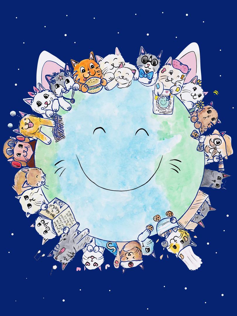 Happy Cat Planet