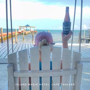 Belize - Caye Caulker, Island Magic Beach Resort