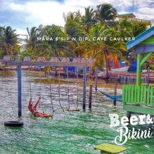 Belize - Caye Caulker, Eats and Drinks