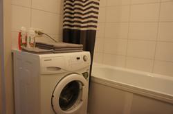 Ванная, стиральная машина