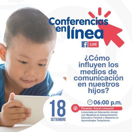 ¿Cómo influyen los medios de comunicación en nuestros hijos?
