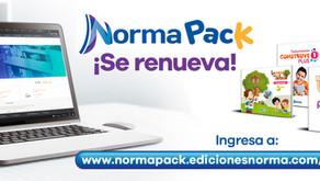¡NormaPack se renueva!