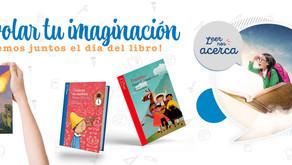 ¡Celebremos juntos el Día Internacional del Libro!