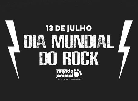 Dia Mundial do Rock – Mundo Animal