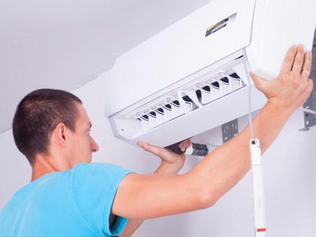 Regras de condomínio: ar condicionado
