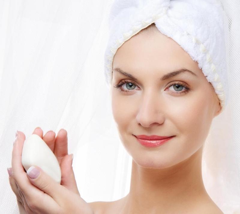 Qual sabonete você usa para lavar o rosto?