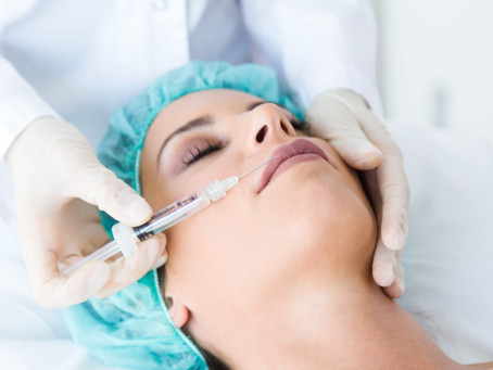 Preenchimento facial x botox: qual a diferença?