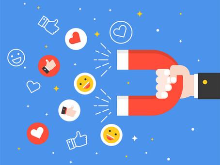 Como definir o conteúdo para as mídias sociais da minha empresa?
