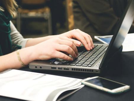 6 dicas para escrever um post de sucesso nas redes sociais.