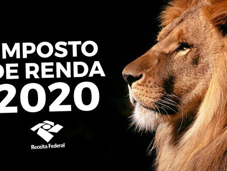 Imposto de Renda 2020: Regras da declaração são divulgadas