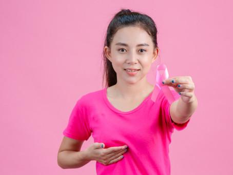 Mulher, o câncer de mama não precisa afetar sua autoestima