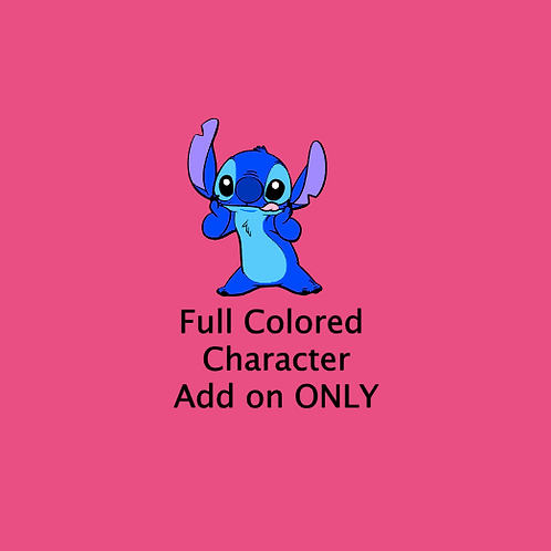 Full Character ADD ON ONLY