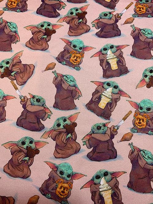 Yoda Snacks Cup Sleeve
