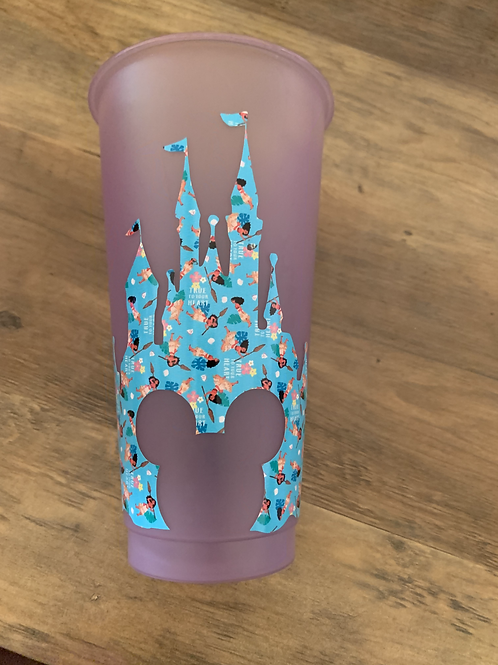 Ready to ship color changing Tumbler