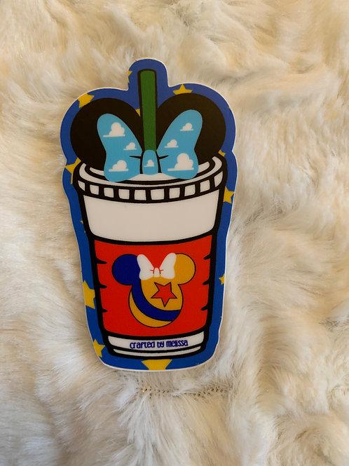 CBM Toy Story Sticker