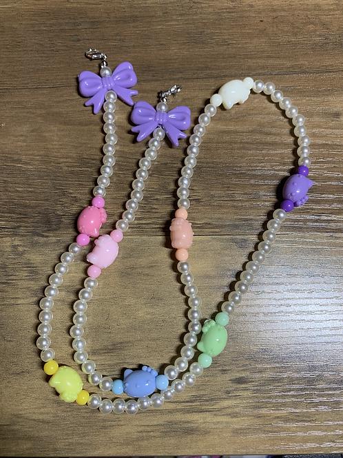 Hello Kitty Mask Chain
