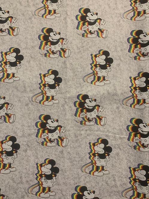 Rainbow Classic Mickey Mouse Cup Sleeve