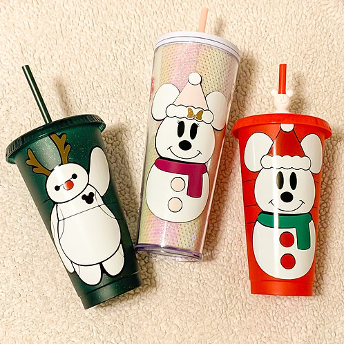 Holiday Starbucks Tumbler