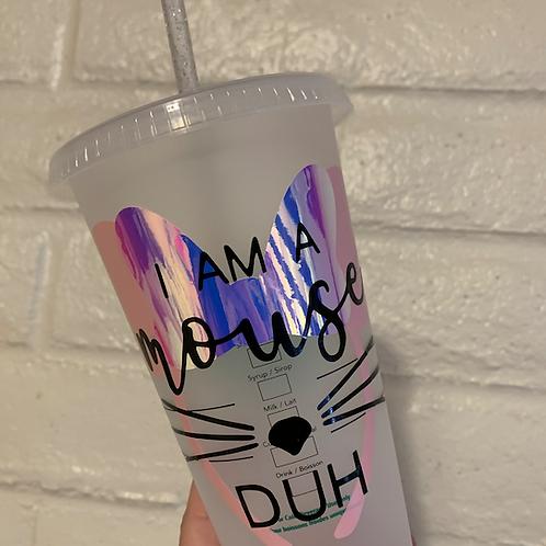 Mean Girls Inspired Starbucks Tumbler