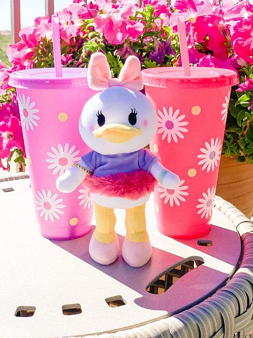 Daisy Flower Tumbler