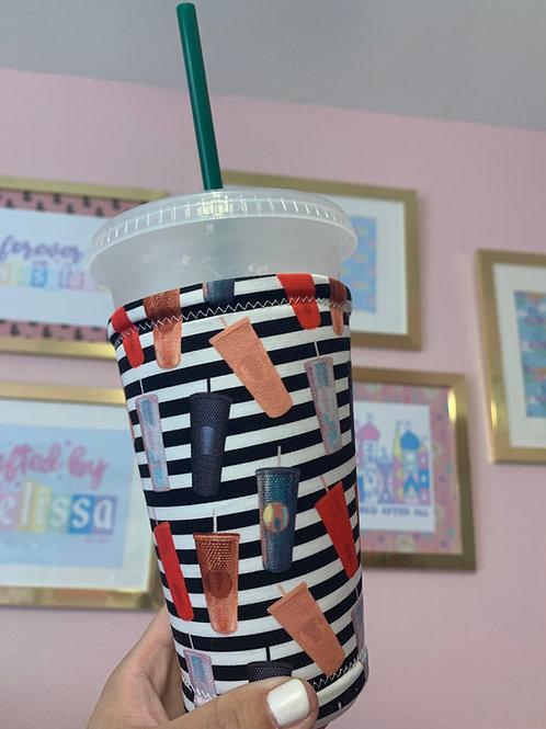 Studded Starbucks Cup Sleeve