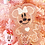 Thumbnail: Mickey and Minnie Gingerbread Tray