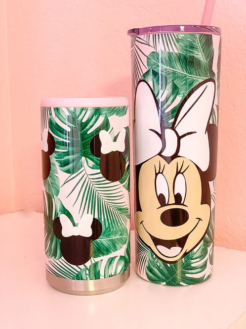 Minnie Mouse Stainless Steel Tumbler