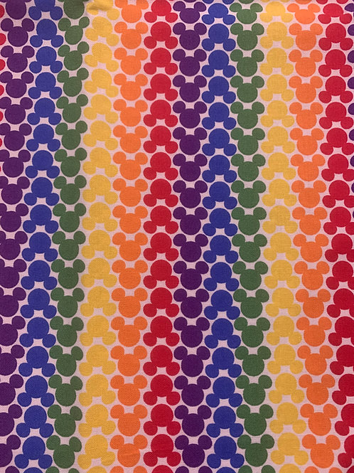 Rainbow Mickey Cup Sleeve