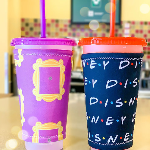Friends Cup Sleeve