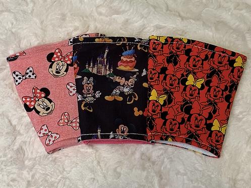Minnie and Mickey Cup Sleeve