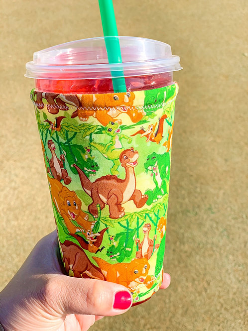 Land before Time Cup Sleeve