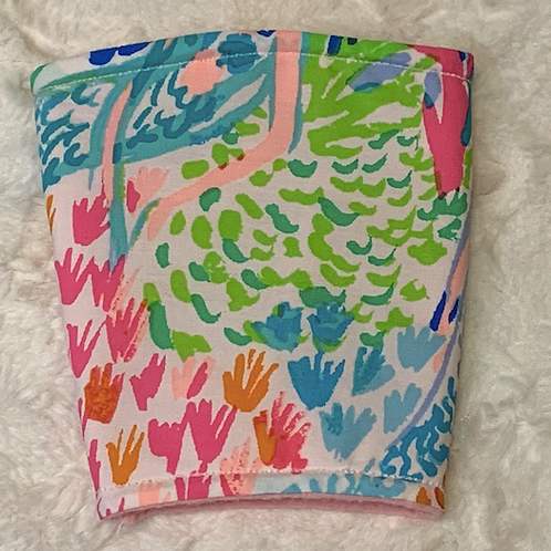 Lilly Pulitzer Cup Sleeve