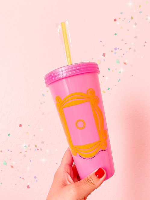 Friends Color Changing Tumbler