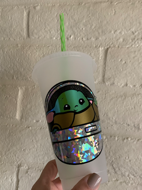 Baby Yoda Tumbler