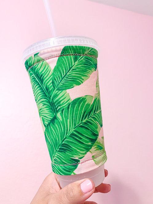 Banana Leaf Cup Sleeve