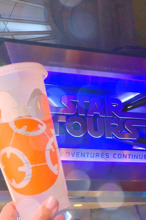 BB8 Minnie Starbucks Tumbler