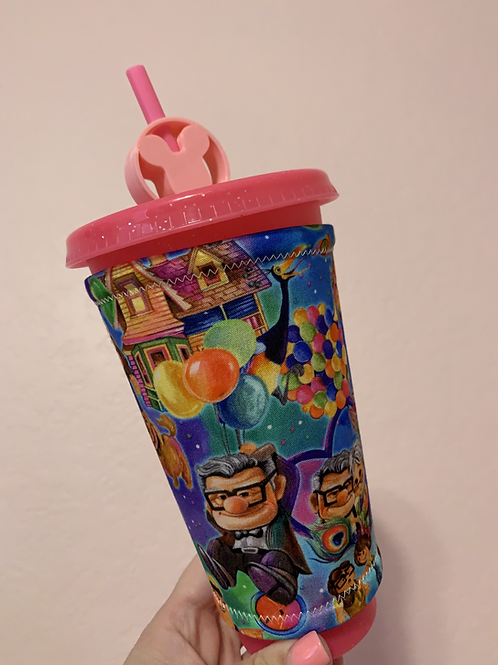 Up Pastel Cup Sleeve