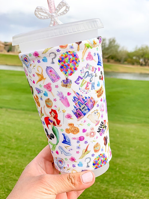 Best Day Ever Cup Sleeve