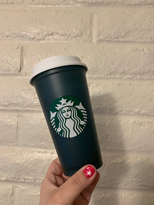 Color Changing Hot Cup Starbucks Tumbler