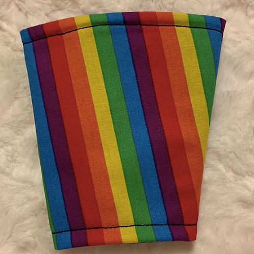Rainbow Cup Sleeve