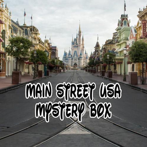 Main Street Themed Mystery Box