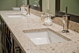 Your Stone Countertop Bathroom Guide
