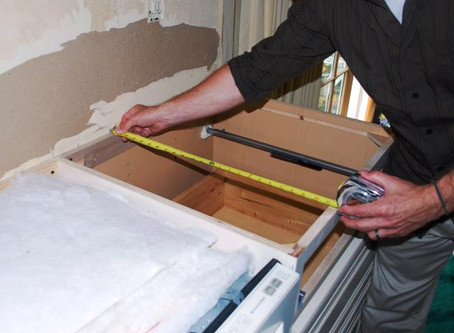 A Brief Guide to Measuring Your Countertops