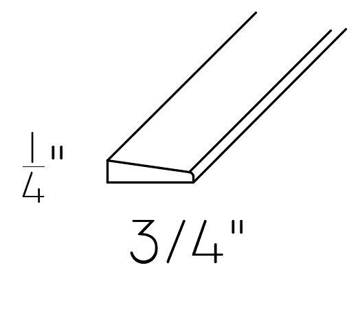 """Scribe Molding SM8 - 96"""""""