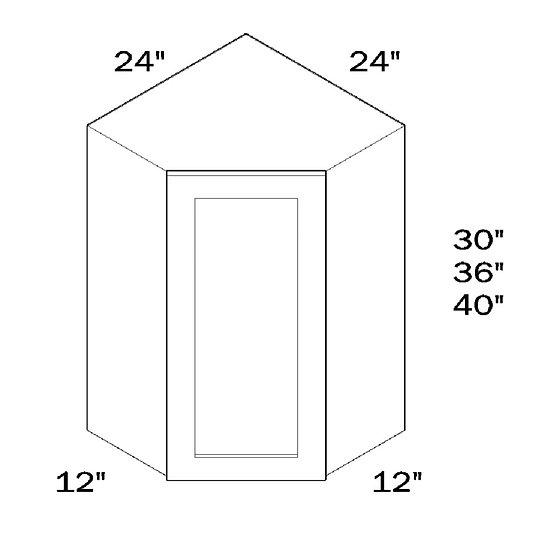 WDC2440 - 24″W X 40″H X 24″D