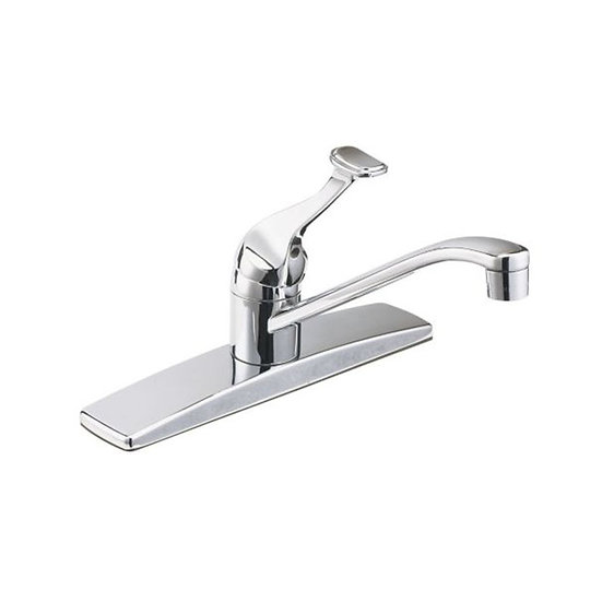 Danze Single Metal Lever Handle Kitchen Faucet
