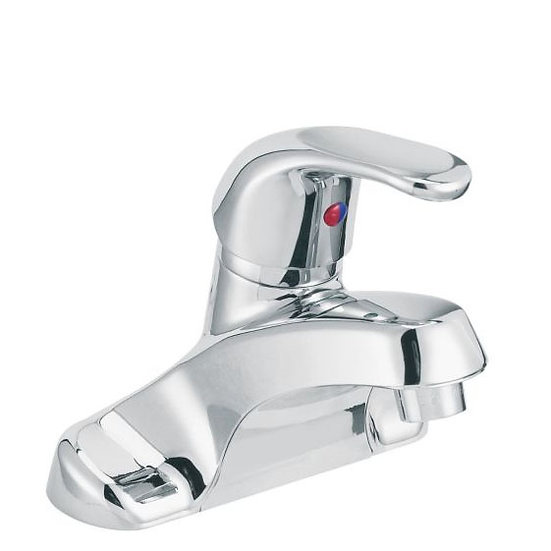 Danze One Handle Chrome Bathroom Faucet
