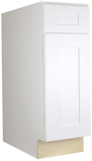 """B12 - Single Base Cabinet 12"""""""